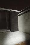 積雪20cmの雪かき