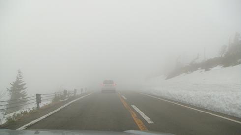 秋田ひとり旅〜雪の壁編