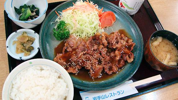 仙台ひとり旅〜3日目食事&走行編