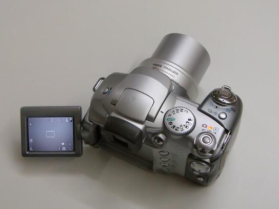 かなり不調のカメラ