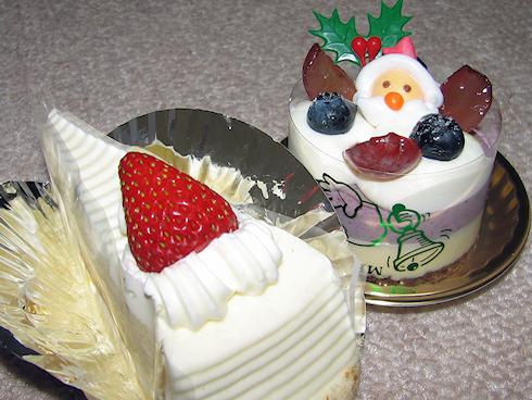 クリスマスまで待てない