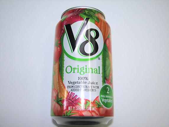 V8野菜ジュース大人買い