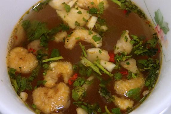 ハマったスープ、トム・ヤム・クン
