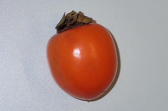 柿と言えば妙丹柿だった