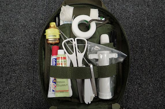 救急箱にポイズンリムーバーを追加