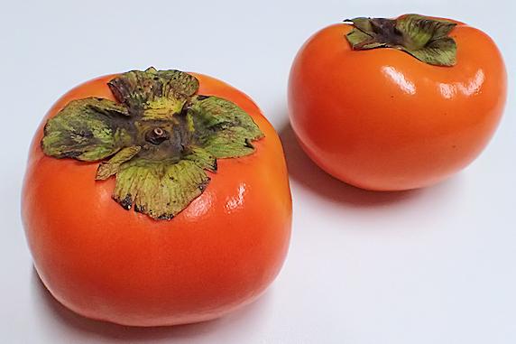 富有柿と次郎柿