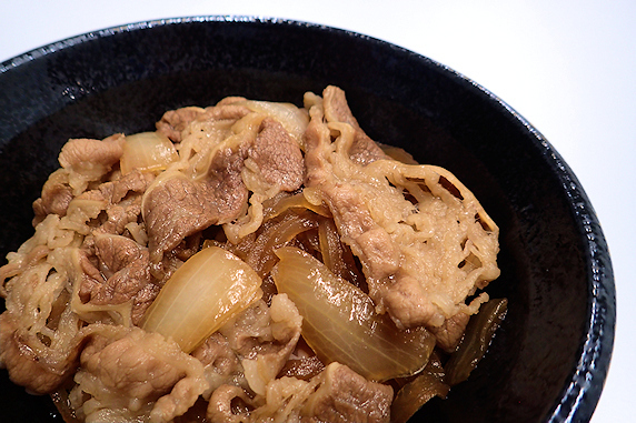 日東ベスト「新牛丼の素 DX」を食す