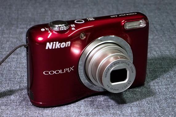 Nikon COOLPIX A10購入