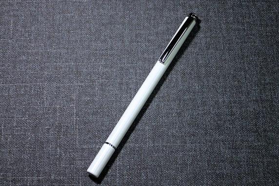 タッチペン使用中