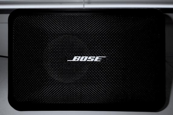BOSEが出す低音にはきちんと音階がある