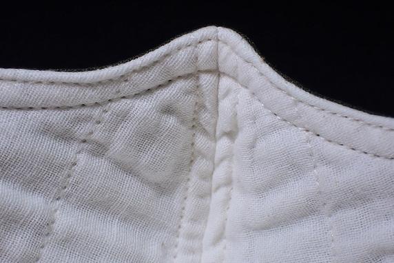 雪かき用の布マスク購入