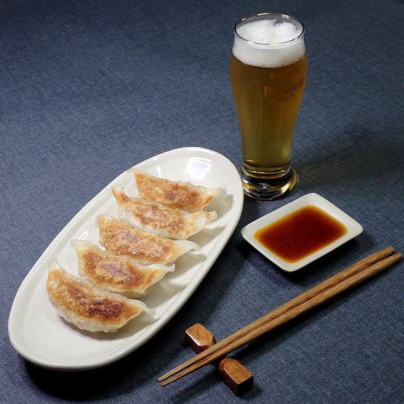 満島ひかりで餃子とビール