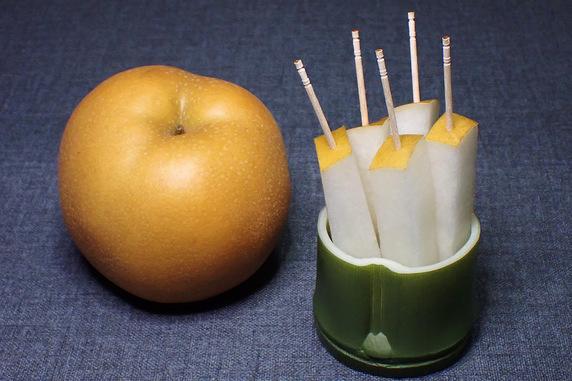梨のスティック型