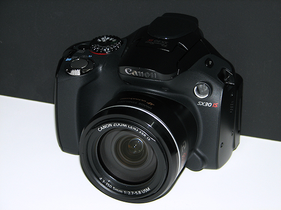 Canon SX30IS 購入